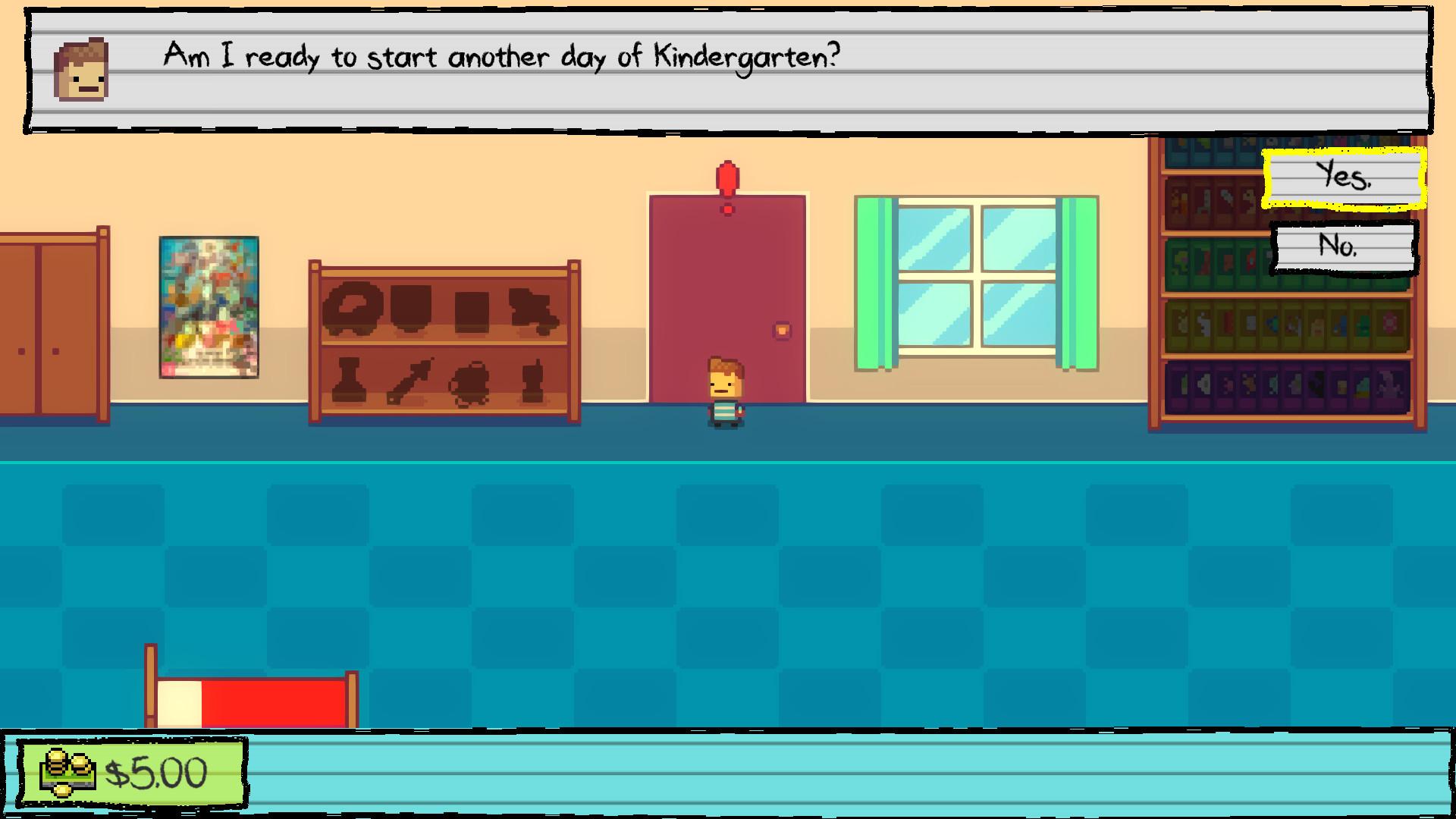 Kindergarten 2 Mac 破解版 黑暗风格动作游戏