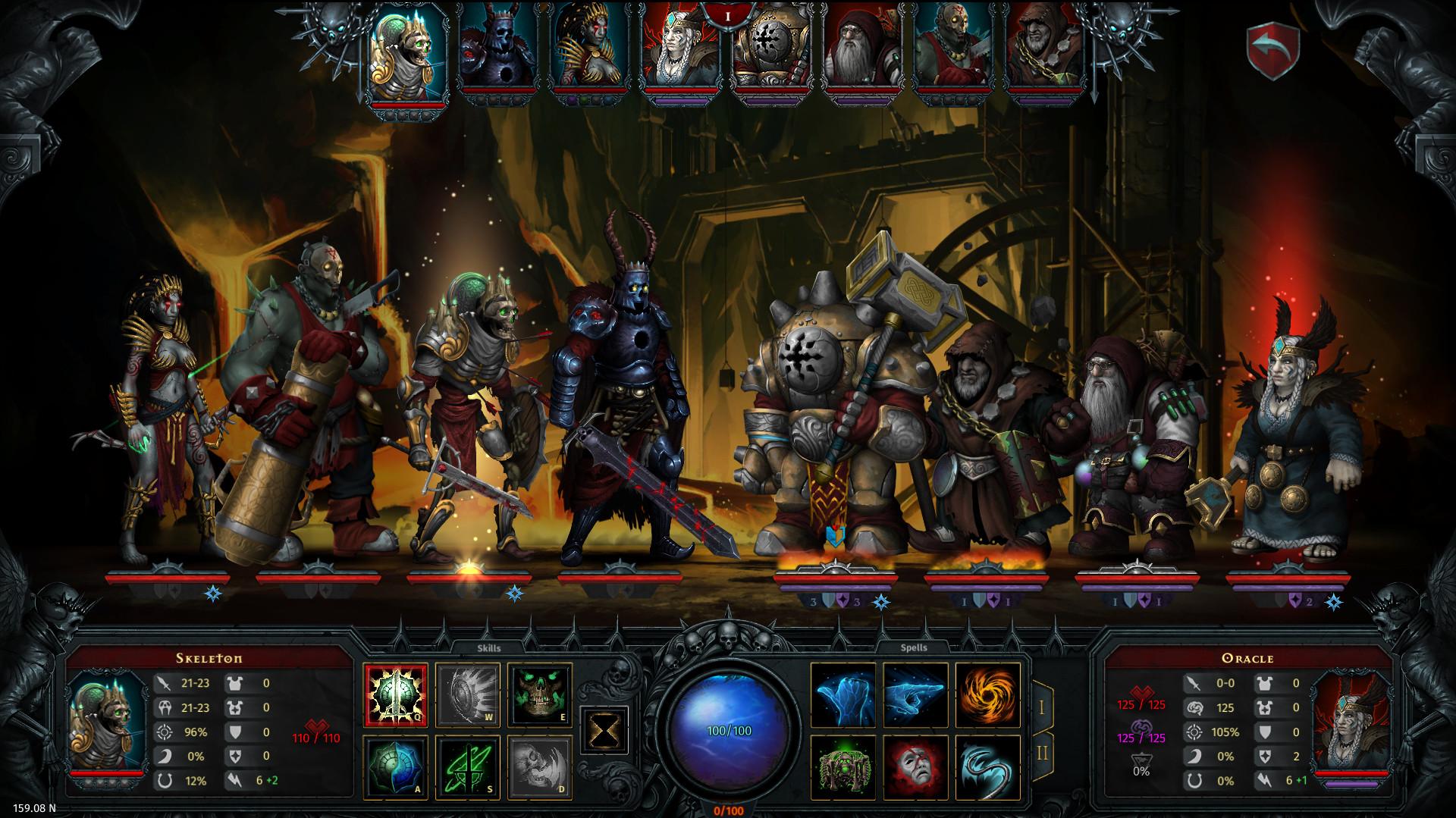 Iratus: Lord of the Dead - Supporter Pack Mac 破解版 伊拉图斯:死之主 怪物版的暗黑地牢