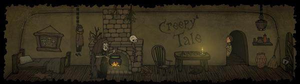 【简中】毛骨悚然的故事(Creepy Tale) - 第2张  | 飞翔的厨子