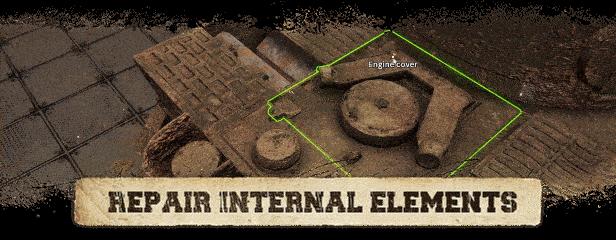 坦克修理模拟器/Tank Mechanic Simulator