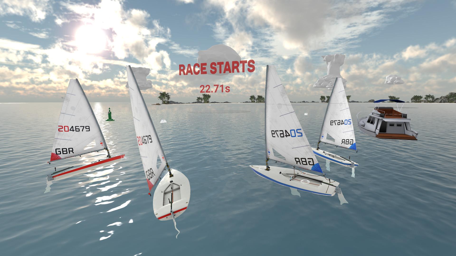 《赛艇模拟VR》(VR Regatta)-古风游戏资源网