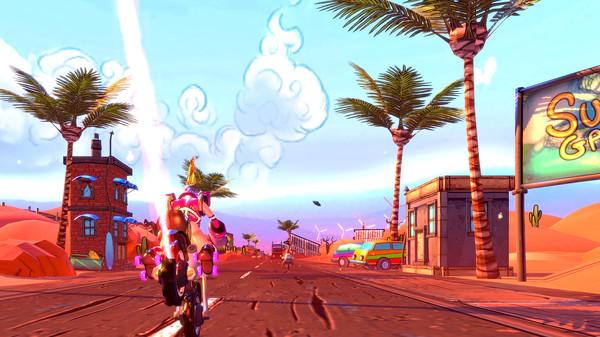 来自远方的轮滑女郎(RollerGirls From Beyond)