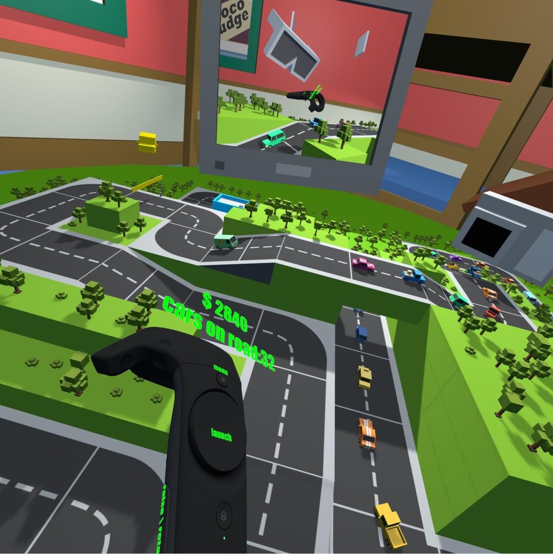《连环大撞车》(Car Car Crash Hands On Edition)-古风游戏资源网