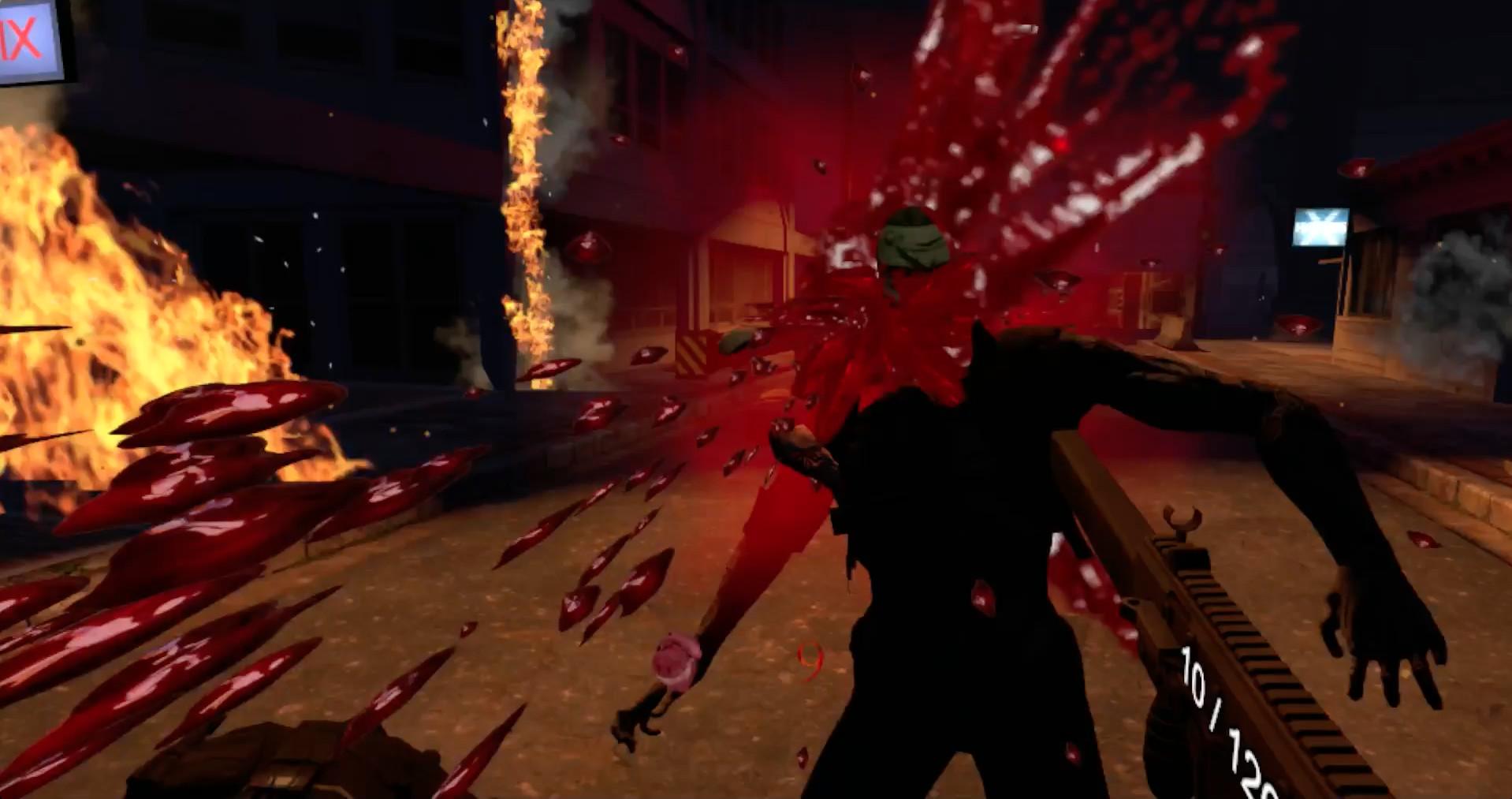 杀死丧尸VR《Armed Against the Undead》-古风游戏资源网
