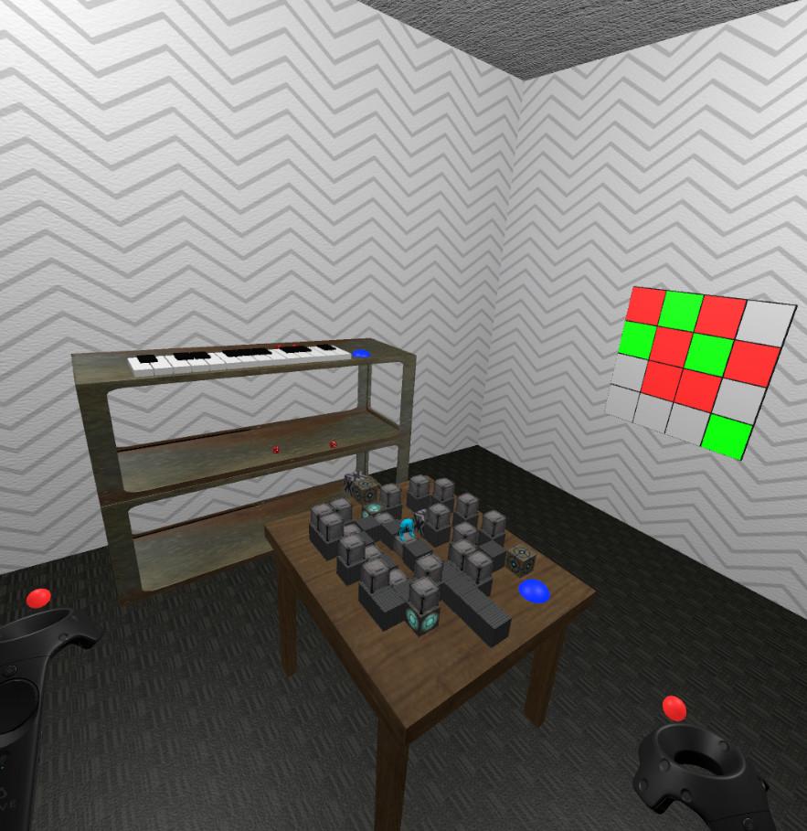 谜题之屋VR(Puzzling Rooms VR)-古风游戏资源网