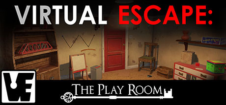 虚拟逃生:游戏室(Virtual Escape: The Play Room)