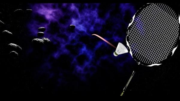 太空羽毛球(Space Badminton VR)