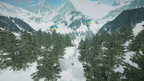 跳台滑雪(Ski Jump VR)