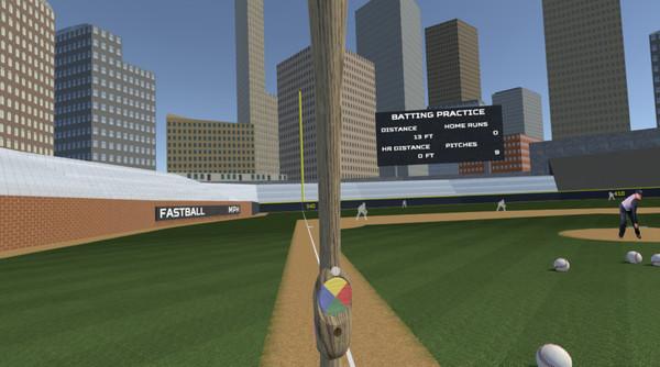 猛击!VR棒球(Big Hit VR Baseball)