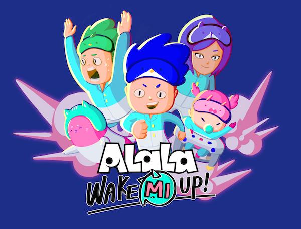 捉咪藏:唤醒我 !(ALaLa: Wake Mi Up!)