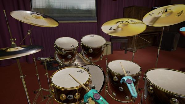 鼓乐(Tombé Drums VR)
