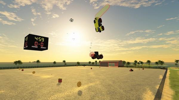 拖拉机足球(Tractorball)