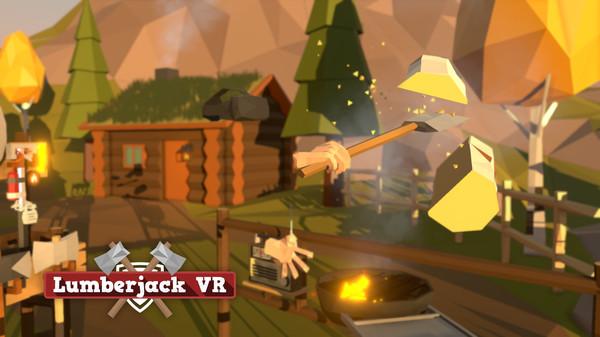 伐木工人(Lumberjack VR)