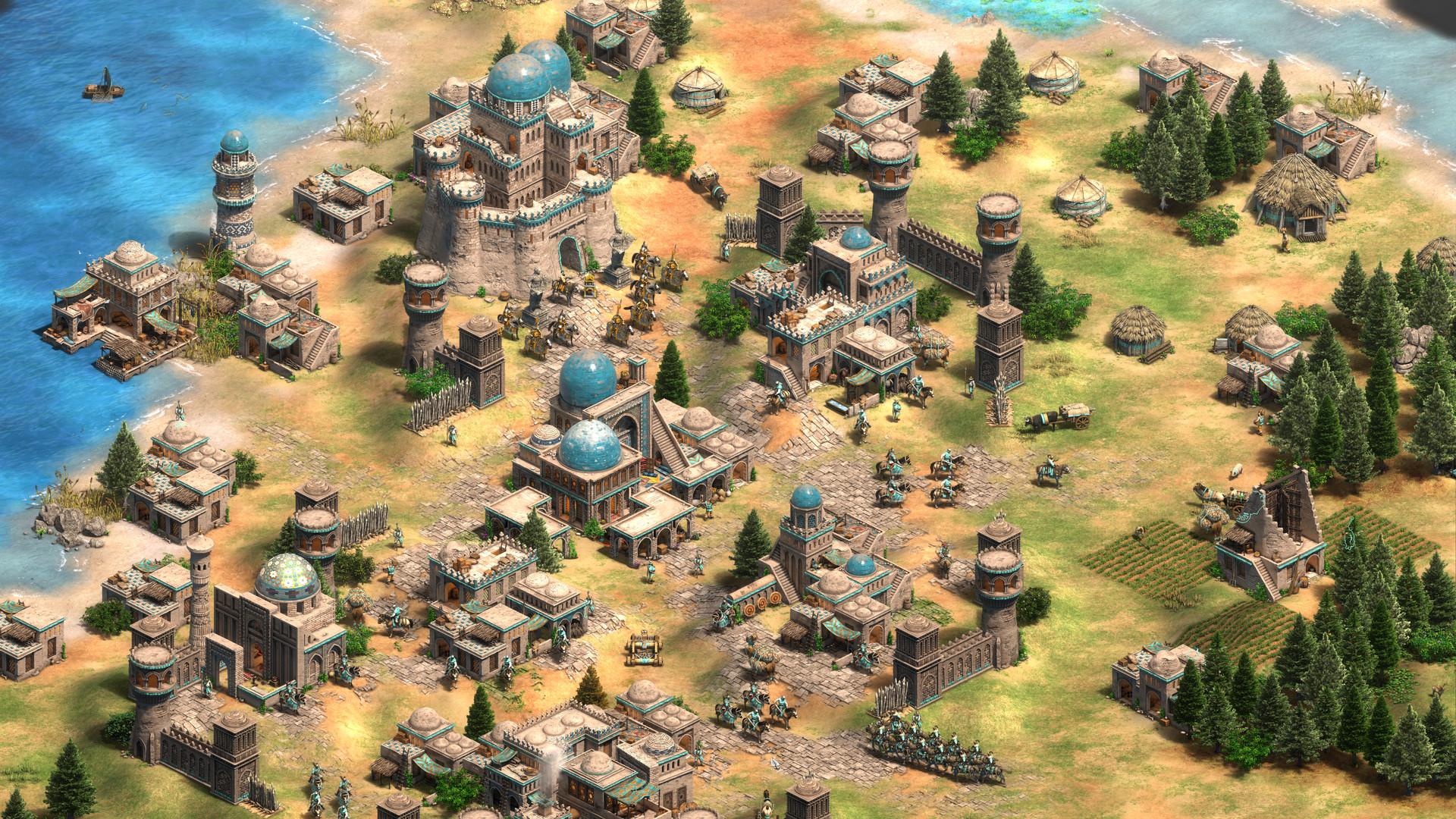 帝国时代2:决定版-Build. 7126076公爵崛起+西方霸主+全dlc官中-百度云盘插图2