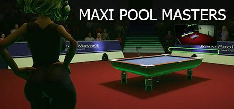 台球大师(Maxi Pool Masters VR)