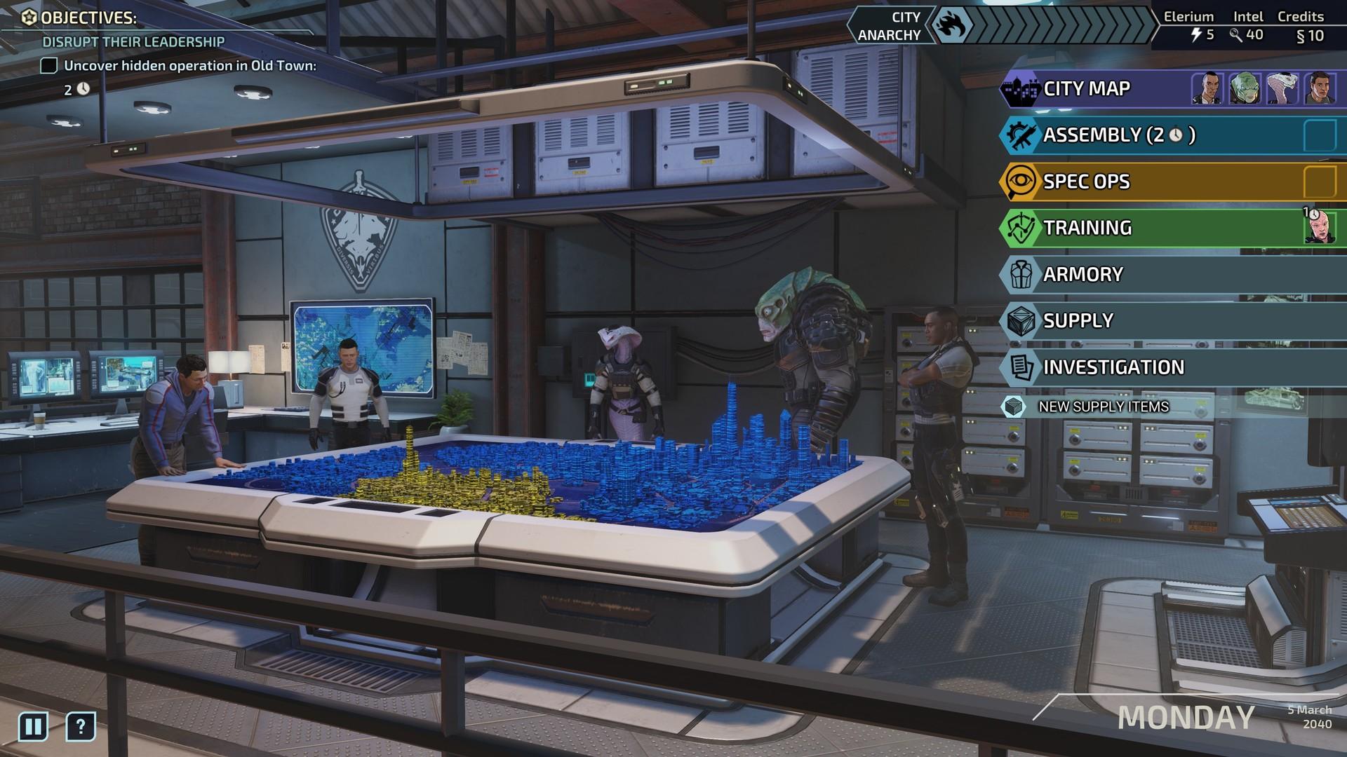 幽浮:奇美拉战队 完整版 | 官方简体中文 | 赠多项修改器-开心电玩屋