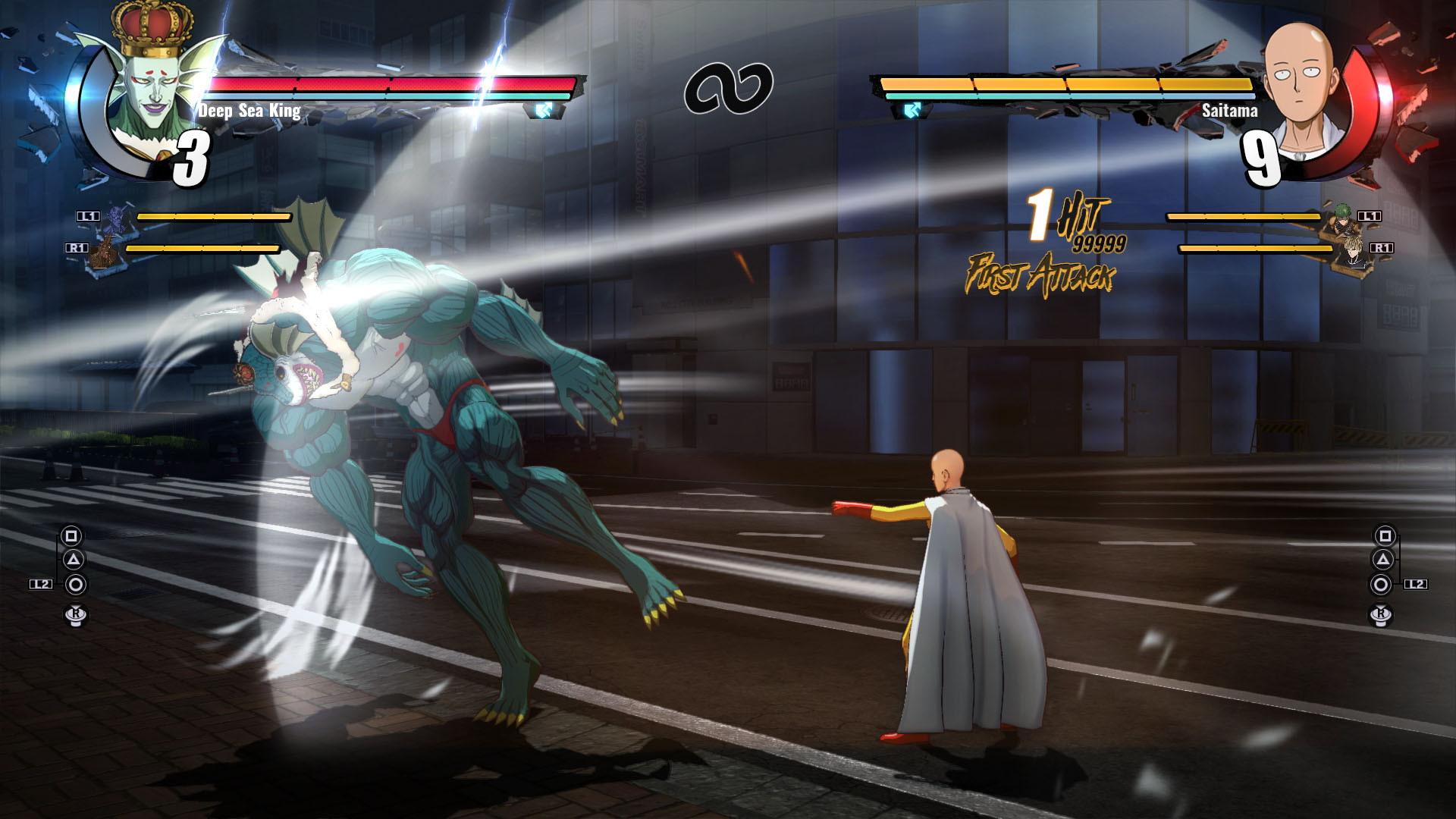 一拳超人:无名英雄 完整版 | 官方简体中文 | 支持键盘、鼠标、手柄 | 赠多项修改器-开心电玩屋